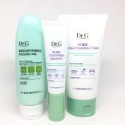 Dr.G Brightening Peeling Gel & Pore Duo Set