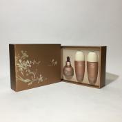 KGC DONGINBI-CHO Red Ginseng Ultimate Oil Special set(Oil 30ml/1.01oz, Softner 50ml/1.69oz, Emulsion 50ml/1.69oz) [Ginseng Collection]