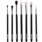 Mosunx(TM) Blend Shadow Angled Eyeliner Smoked Bloom Eye Brushes Set
