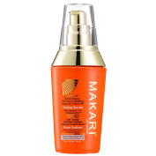 Makari Extreme Carrot & Argan Oil Skin Toning Serum 50ml – Lightening, Brightening & Tightening Body Serum with Organiclarine – Whitening & Anti-Ageing Treatment for Dark Spots, Acne Scars