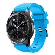 AutumnFall 2017 Fashion Sports Silicone Bracelet Strap Band for  for  for Samsung   Gear S3 Frontier