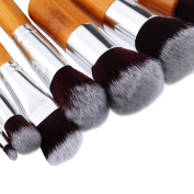 Creazy(TM) 11X Professional Makeup Set Pro Kits Brushes Kabuki Cosmetics Brush Tool