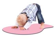 Woombie Baby Yoga Tot Mat - Pink
