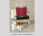 """Switchables """"I Love Reading"""" Glass Cover"""