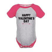 Custom Party Shop Girl's Happy Valentine's Onepiece
