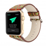 For Watch Apple Watch 38mm, Sunfei Premium Leather Replacement Strap