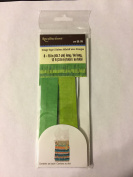 Recollections Fringe Craft Tape - Green