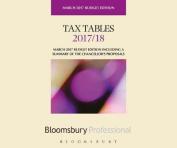 Tax Tables 2017/18