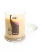 Pumpkin Souffle Jar Candle - Candle - Highly Scented - 190ml Beige Jar Candle - Bakery Candles Collection