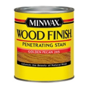 Stain Wood Finish 1/2 Pint-Golden Pecan