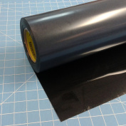 Siser Easyweed Black 38cm x 1.5m Iron on Heat Transfer Vinyl Roll