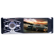 PolarLander 10cm TFT Screen Car Radio Stereo Mp3 Mp4 USB SD Aux In Player with Remote Control Support Rear View Camera