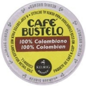Keurig Cafe Bustelo Coffee 100% Colombian K-Cups Cuban Colombiano Thank you for using our service