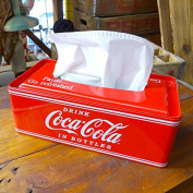 Coca-Cola Can Tissue Case