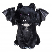 Spiral Direct BAT CAT - Winged Collectable Soft Plush Toy 30cm by Spiral Direct