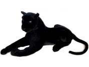 160cm Large Plush Quality Black Panther Soft Toy Stuffed Animal Cuddly Teddy Gift by BSL