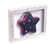 Radley New Night Shift Small Star Coin Purse In Midnight Blue