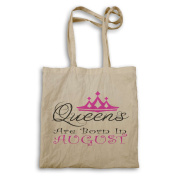 Queens are born in August Novelty Tote bag r23r