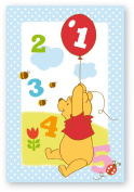 Fun House - 711860 - Furniture and Decoration - Winnie the Pooh Rug Numbers