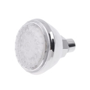 LUFA Water Glow Changing Led Light Shower Heads Bathroom 8.3 * 9 * 9Cm