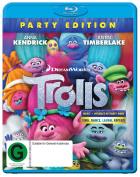Trolls (Blu-ray/Digital Copy)  [Region B] [Blu-ray]