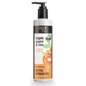 Organic Shop Shower Gel Invigorating Grapefruit & Lime 280ml