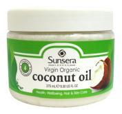 SUNSERA Virgin Organic Coconut Oil 275ml
