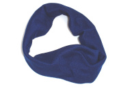 Navy Blue Stretchy 7cm wide Head Band, Kylie Band, Ideal for work, school, gym and everyday wear by Inca