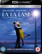 La La Land [Region B] [Blu-ray]
