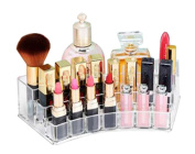 Resistant And Durable Cosmetic Organiser/Lipstick Storage Box/19 Cells
