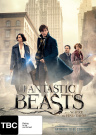 Fantastic Beasts DVD  [Region 4]