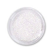 EigenArt Nail Art Glitter Dust - White by EigenArt