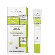 FlosLek Anti Acne Antibacterial Spots Gel for Oily and Acne Skin Paraben FREE
