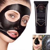 ONE1X Blackhead Remover Cleaner Purifying Deep Cleansing Acne Black Face Mask Peel-off Facial Mask