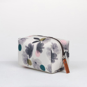 Caroline Gardner Rose Tinted Make Up Cosmetics Bag