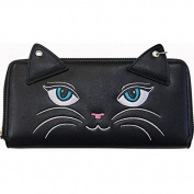 BANNED BLACK KITTY CAT FAUX LEATHER PURSE GOTH EMO KAWAII CARMEN WITCH NEW GIFT BEDLAM