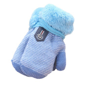 Covermason Cute Thicken Infant Baby Kids Toddler Winter Warm Gloves