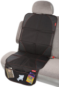 Diono Ultra Mat Car Seat Protector Black