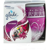 Glade Blackberry Scented Candle, 120g
