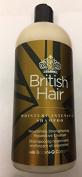 British Hair Moisture Intensive Shampoo 950ml w/ Botani-Q Complex