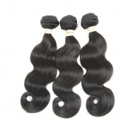 ALLRUN Brazilian Virgin Hair Body Wave 3 Bundles Brazilian Body Wave Mink Brazilian Hair Weave Bundles 7a Grade Human Hair Extensions