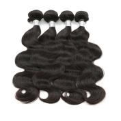 Uprocessed Brazilian Body Wave 4 Bundles Brazilian Virgin Hair Body Wave Grade 7A Brazillian Virgin Hair Human Hair