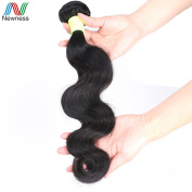 Newness 6A Grade Brazilian Virgin Hair Body Wave 1Bundles Newness Hair Brazilian Body Wave Unprocessed Human Hair Weave