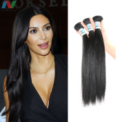 Newness 6A Peruvian Virgin Hair Straight Tangle Free Cheap Soft 100% Human Hair 3pcs/Bundle Weave Smooth Product Double Machine Weft