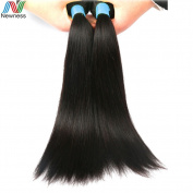 Newness Hair Products 6A Peruvian Virgin Hair Straight 2pcs/lot Cheap Silky Human Hair Natural Colour No Shedding