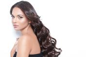 Rupi Virgin Hair Extensions Weft Natural Full Bundle Natural Dark Brown Loose Wavy