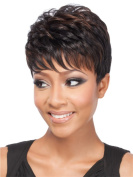 Short Fluffy Curly Women Wigs Synthetic Wig