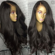 PlatinumHair-z 150 Density lace front Wigs For Black Women Body Wave Glueless Lace Front Wig 41cm - 60cm