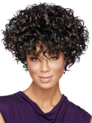 Short Curly Women Wigs Synthetic Afro-culry Wig