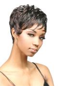 Short Curly Fluffy Women Wigs Heat Resistant Wig